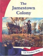 Cover of: The Jamestown Colony | Gayle Worland