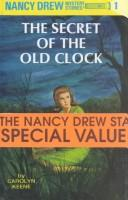 Cover of: Nancy Drew Starter Set: Secret of the Old Clock/Hidden Staircase/Bungalow Mystery/Mystery at Lilac Inn/Secret Shadow Ranch/and Secret Red Gate