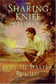 Cover of: Legacy (The Sharing Knife #2)