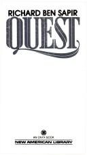 Cover of: Quest | Richard Sapir