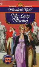Cover of: My Lady Mischief