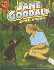 Cover of: Jane Goodall: animal scientist