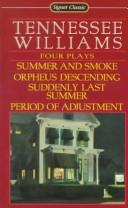 Cover of: Four Plays by Tennessee Williams