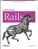 Cover of: Programming Rails (Programming) | Robby Russell