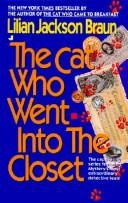 Cover of: The cat who went into the closet