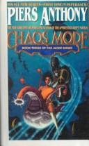 Cover of: Chaos Mode (Virtual Mode) | Piers Anthony