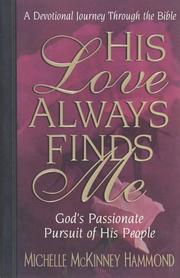 Cover of: His Love Always Finds Me