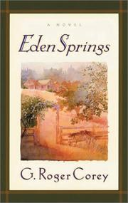 Cover of: Eden Springs