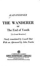 Cover of: The Wanderer