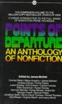 Cover of: Points of Departure | James Moffett