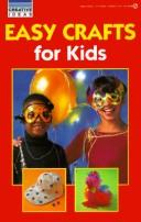 Cover of: Easy Crafts for Kids | Consumer Guide editors