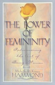 Cover of: The Power of Femininity