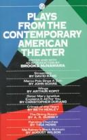 Cover of: Three Plays from Contemporary Theatre (Mentor)