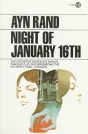 Cover of: Night of January 16th: a play