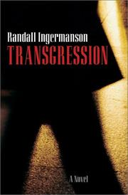 Cover of: Transgression