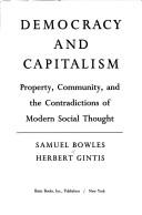 Cover of: Democracy and capitalism | Samuel S. Bowles