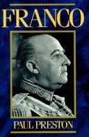 Cover of: Franco a Biography | Paul Preston