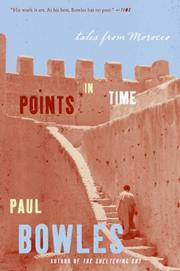 Cover of: Points in Time