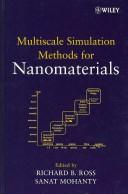 Cover of: Multiscale Simulation Methods for Nanomaterials |