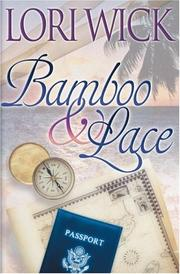 Cover of: Bamboo & lace
