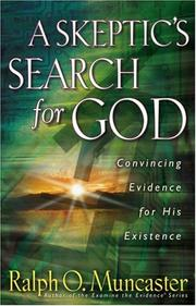 Cover of: A skeptic's search for God
