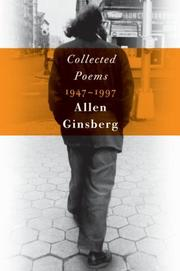 Cover of: Collected Poems 1947-1997 | Allen Ginsberg