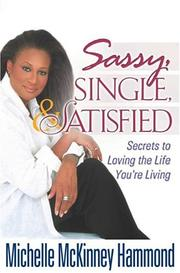 Cover of: Sassy, Single, and Satisfied