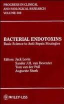 Cover of: Bacterial Endotoxins: Basic Science to Anti-Sepsis Strategies  | Jack Levin