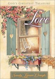 Cover of: Love | Sandy Lynam Clough