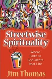 Cover of: Streetwise Spirituality