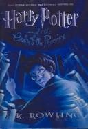 Cover of: Harry Potter and the Order of the Phoenix by J. K. Rowling