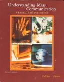 Cover of: Understanding mass communication: a liberal arts perspective