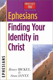 Cover of: Ephesians | Bruce Bickel