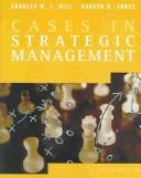 Cover of: Cases in Strategic Management