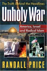Cover of: Unholy War