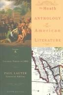 Cover of: The Heath Anthology Of American Literature |