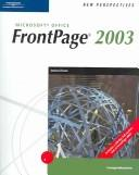 Cover of: New Perspectives on FrontPage 2003, Comprehensive