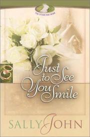 Cover of: Just to see you smile