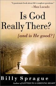 Cover of: Is God really there?