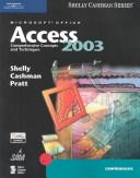 Cover of: Microsoft Office Access 2003 | Gary B. Shelly