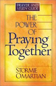 Cover of: The Power of Praying Together | Stormie Omartian