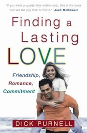 Finding a lasting love