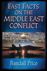 Cover of: Fast Facts® on the Middle East Conflict