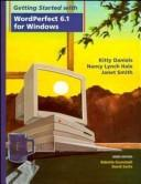 Cover of: With WordPerfect 6.1 , Wiley Getting Started | Kitty Daniels