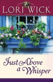 Cover of: Just above a whisper