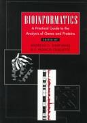 Cover of: Bioinformatics | Andreas D. Baxevanis
