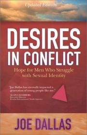 Desires in conflict by Joe Dallas