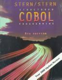 Cover of: Structured COBOL programming | Nancy B. Stern