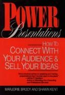 Cover of: Power presentations