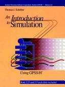 Cover of: An introduction to simulation using GPSS/H